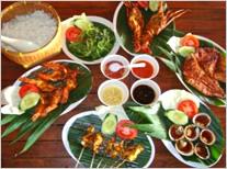 <オプション>追加料金でインドネシアンディナーもご利用いただけます